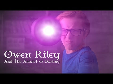 Owen Riley And The Amulet Of Destiny | Disney XD by Maker