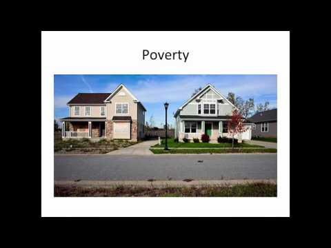 """White Poverty Privilege?"" Poverty and Addiction in America   David Canton   TEDxConnecticutCollege"