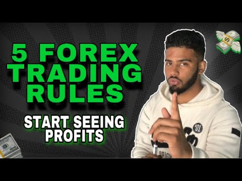 5 Forex Trading Profitable Tips (START MAKING MONEY )