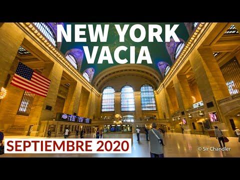 😳 ¡New York sin turistas! 🗽😷 🇺🇸