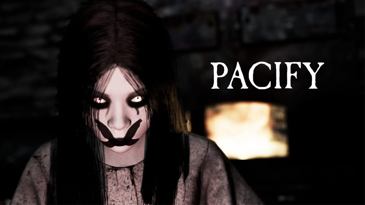 This creepy girl is so terrifying!!! | Pacify