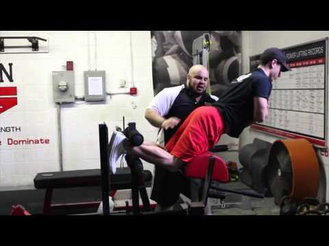 How to Perform Glute Ham Raises GHR for Powerlifting
