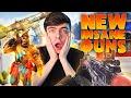 *NEW* Season 8 GUNS + LEGENDARY SKINS in COD Mobile!!