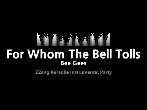 For Whom The Bell Tolls Guitar Chords - Bee Gees - Khmer Chords