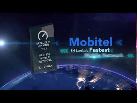 Mobitel Ookla Speed Test