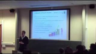 FOSDEM 2012 - Challenges in the Design of a Graph Database Benchmark