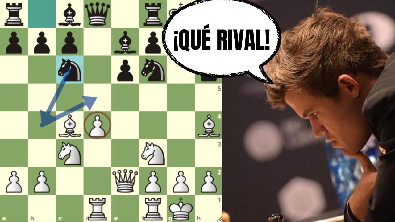 ¡CHOQUE DE TRENES! 🚂: Carlsen vs Duda (Copa del Mundo FIDE, Semifinal)