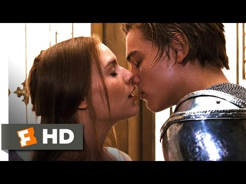 Romeo + Juliet (1996) - Star-crossed Lovers Scene (2/5) | Movieclips