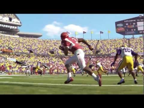 NCAA Football 12 - Tyrann Mathieu vs Joe Adams