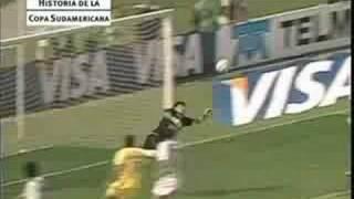 Atletico Nacional 1 vs America 4 - Copa Nissan Sudamericana 2005