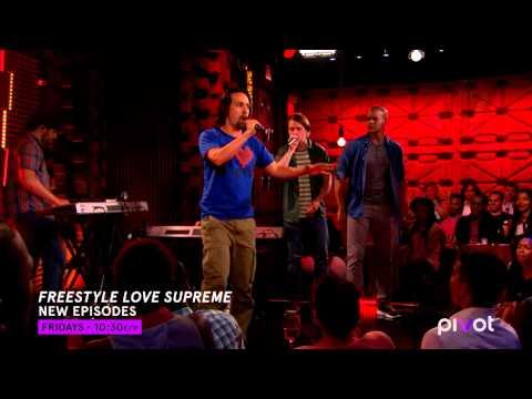 Freestyle Love Supreme - Maya Angelou Clip