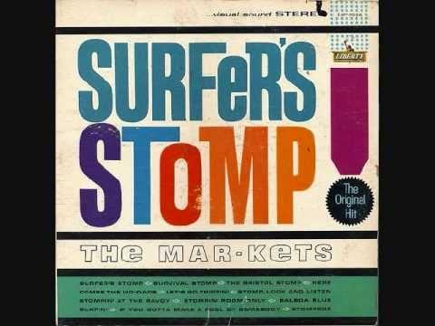 Mar-Kets - Balboa Blue (1962)