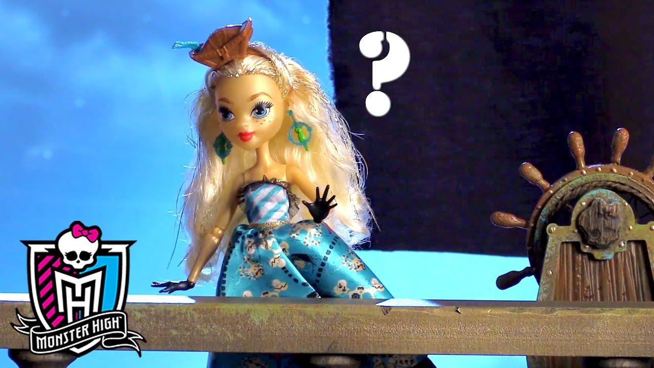 A Spooktacular Surprise: Shriek Wrecked Part 3   Monster High