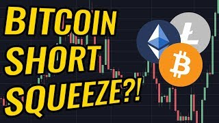 Bitcoin & Crypto Markets Analysis! Is A Short Squeeze Coming Or Is This Just Another Bull Trap?