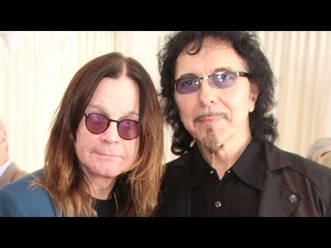 Ozzy Osbourne On Why He Doesn't Like Tony Iommi | Rock Feed
