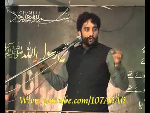 Zakir Waseem Abbas Baloch majlis 10 March 2016 at 7 Bulak Sargodha