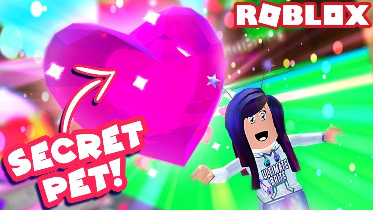 SECRET SOUL HEART PET!? | Roblox Bubble Gum Simulator