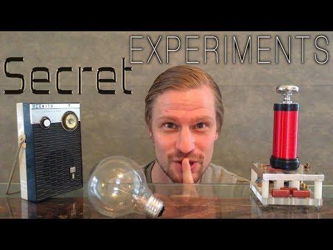 3 AMAZING EXPERIMENTS | 3v Tesla Coil |