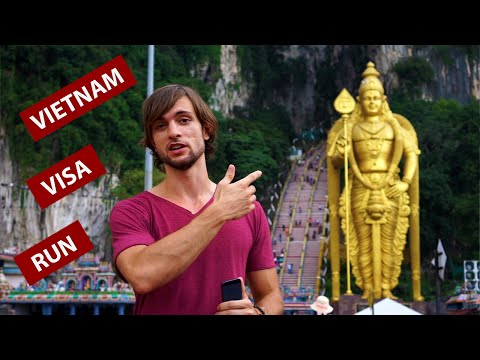 How To Stay In Vietnam Forever By Doing Visa Runs