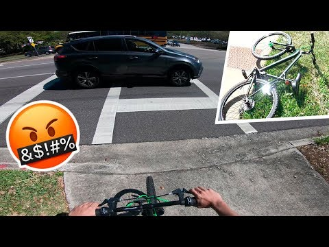 FUI NO MERCADO DE BICICLETA ( DEU RUIM )  | Afreim [Bike Vlog]