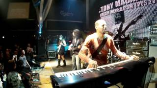 Tony MacAlpine - The Violin Song (live)