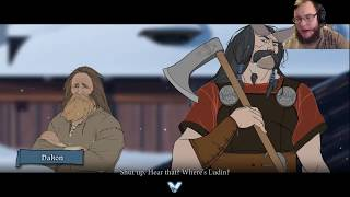 Let the journey begin| Banner Saga | Game play 2 | Animated Violence (PG13)