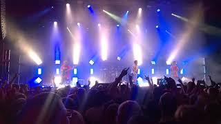 Kleiner Ausschnitt vom Hammer geilen Konzert am 17.05.2019 im Gasom...