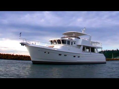 Selene Trawler, Selene Yacht (New Selene 58)