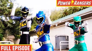 Let Sleeping Zords Lie  Dino Charge  FULL EPISODE  E07  Power Rangers Kids  Action for Kids
