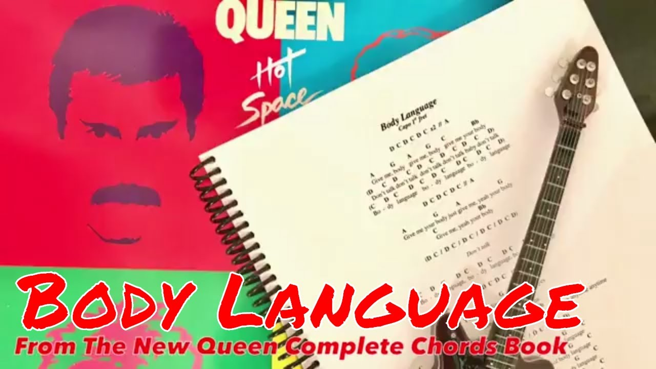Queen Body Language Acoustic Guitar Cover Guitar Chords Youtube