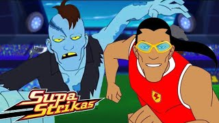 Season 4 COMPILATION!!!  E13 | SupaStrikas Soccer kids cartoons | Super Cool Football Animation