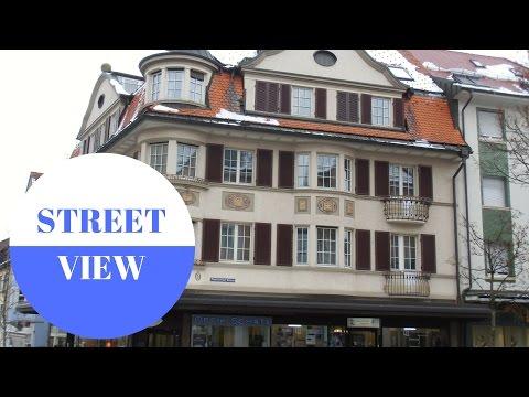 STREET VIEW: VS-Schwenningen am Neckar in GERMANY
