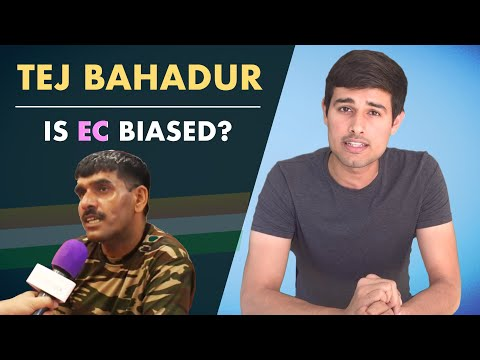 Tej Bahadur Disqualification: Is EC biased? | Ep.3 Elections with Dhruv Rathee on NDTV