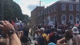 Charlottesville declares state of emergency ahead of deadly rally anniversary
