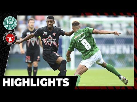 Viborg Midtjylland Goals And Highlights