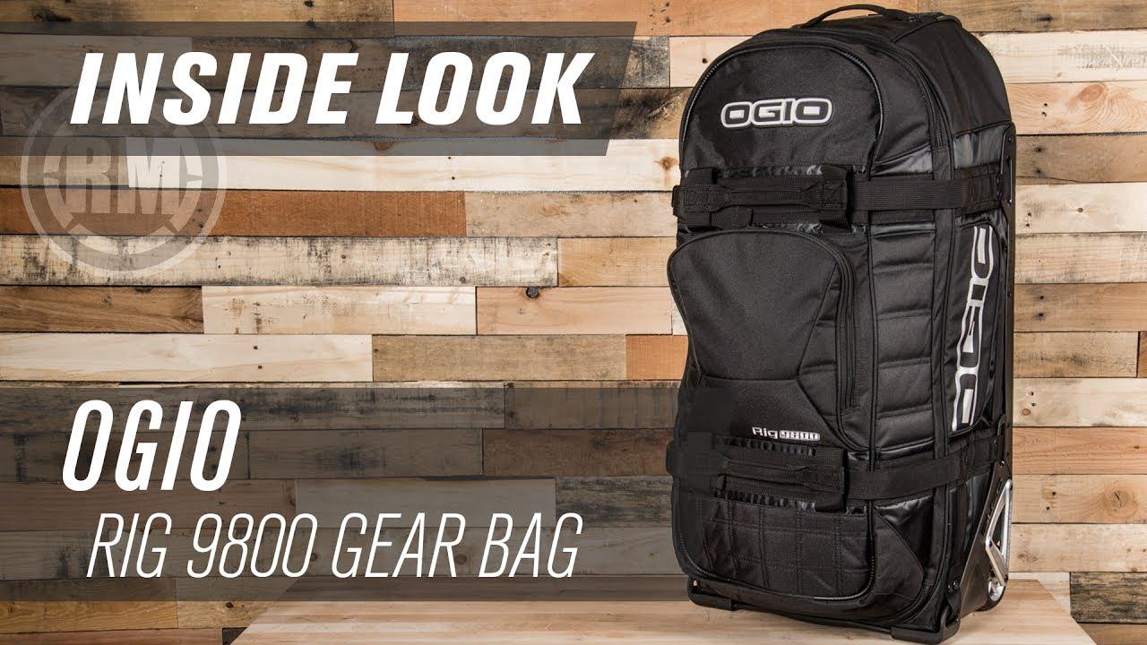 Ogio Wheeled Rig 9800 Gear Bag