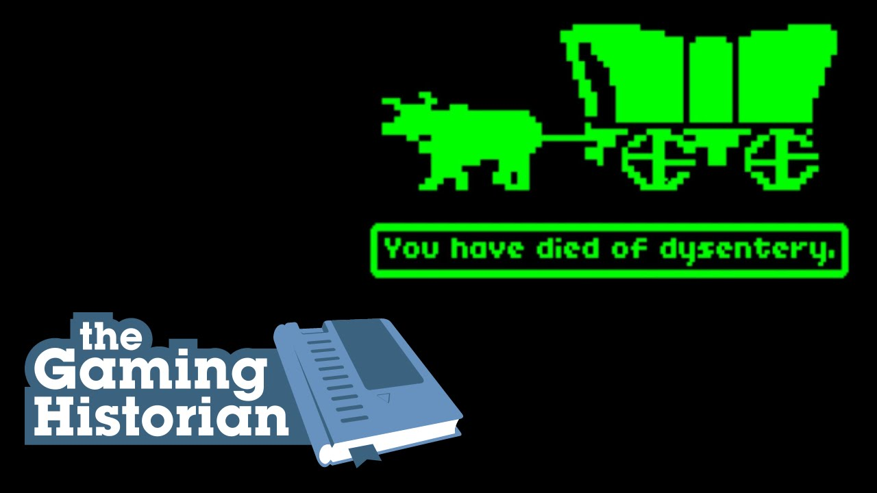 The Oregon Trail (Apple II): Fact or Fiction? - Gaming Historian