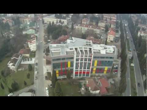 Podgorica iz vazduha