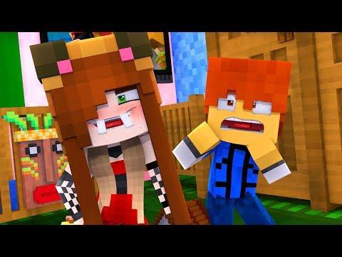 Minecraft Daycare - TINA THE VAMPIRE !? (Minecraft Roleplay)