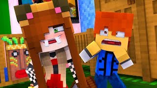 Minecraft Daycare - TINA THE VAMPIRE !? (Minecraft Roleplay)