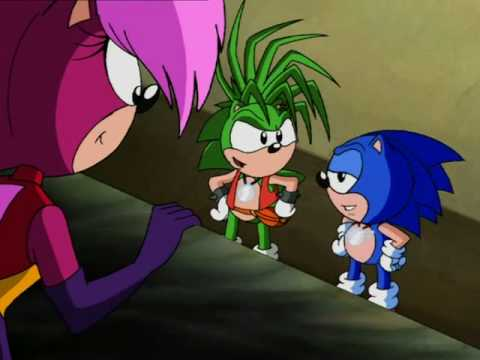 Sonic Underground Episode 2 Part 1 Youtube