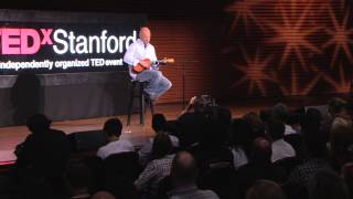 Songs about love and people | Cliff Goldmacher | TEDxStanford