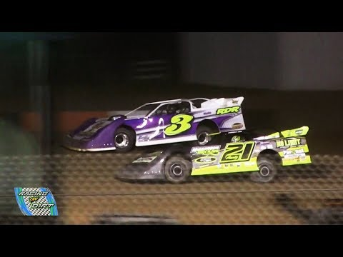 5-11-18 Late Model Feature Attica Raceway Park