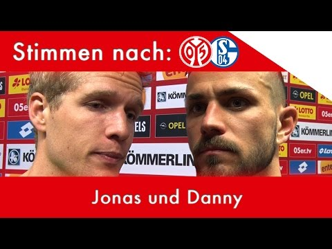 Interviews nach Schalke | Jonas Lössl | Danny Latza | #M05S04 | 1. FSV Mainz 05