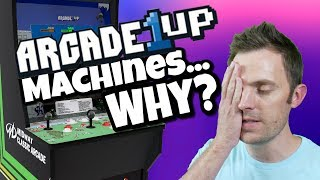 Arcade1Up Machines - Who Are They For?