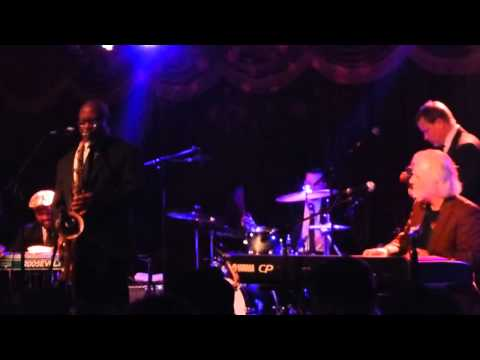 Karl Denson's Tiny Universe ft Chuck Leavell & Roosevelt Collier - Glad 2-7-15 Brooklyn Bowl