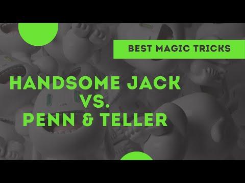 [Magic] Handsome Jack vs. Penn and Teller