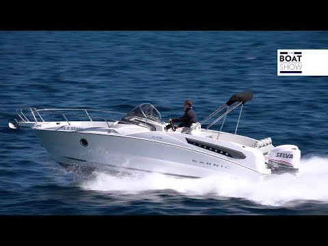 [ENG] KARNIC SL 702 By SELVA - Boat Review - The Boat Show