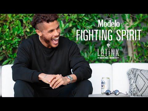 Jona dos Santos' big plans for his LA Galaxy future | Latinx Heritage Month | Modelo Fighting Spirit