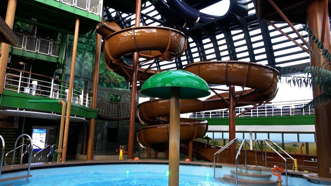 the best of MSC SEAVIEW - FOREST AQUAVENTURE WATER PARK ...